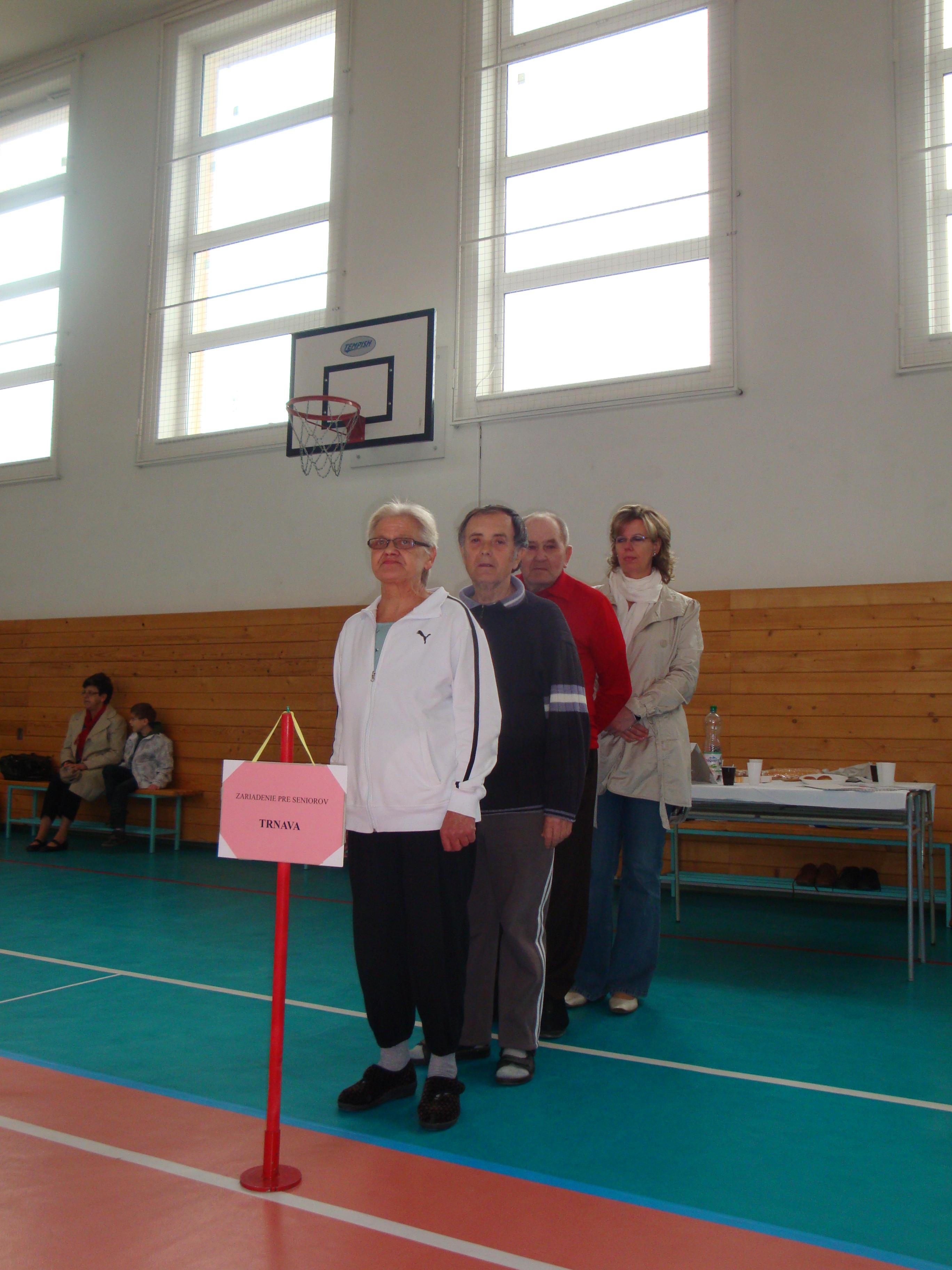 Športový deň - Hlohovec 2011