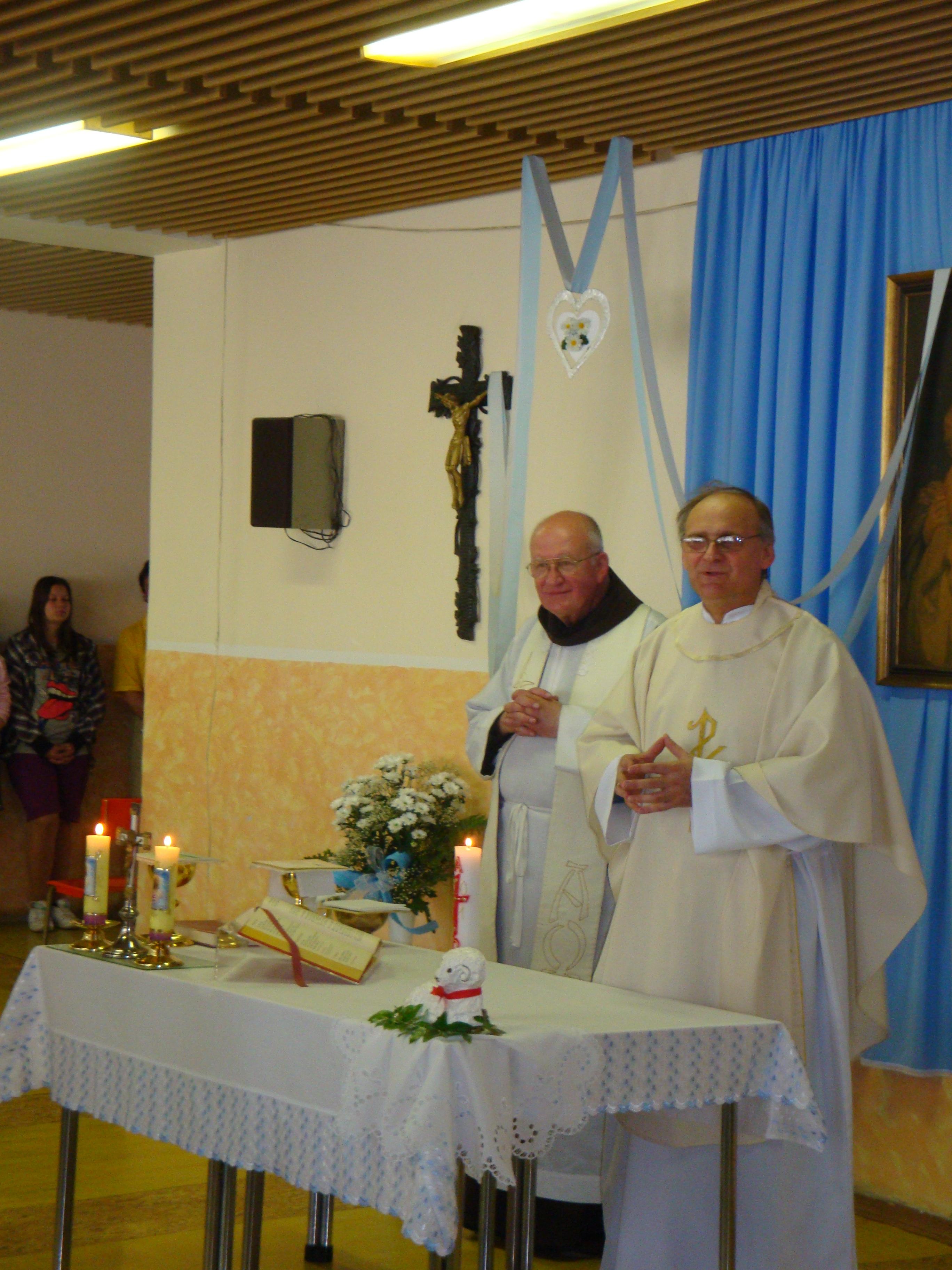 Slávnostná sv. omša 2011