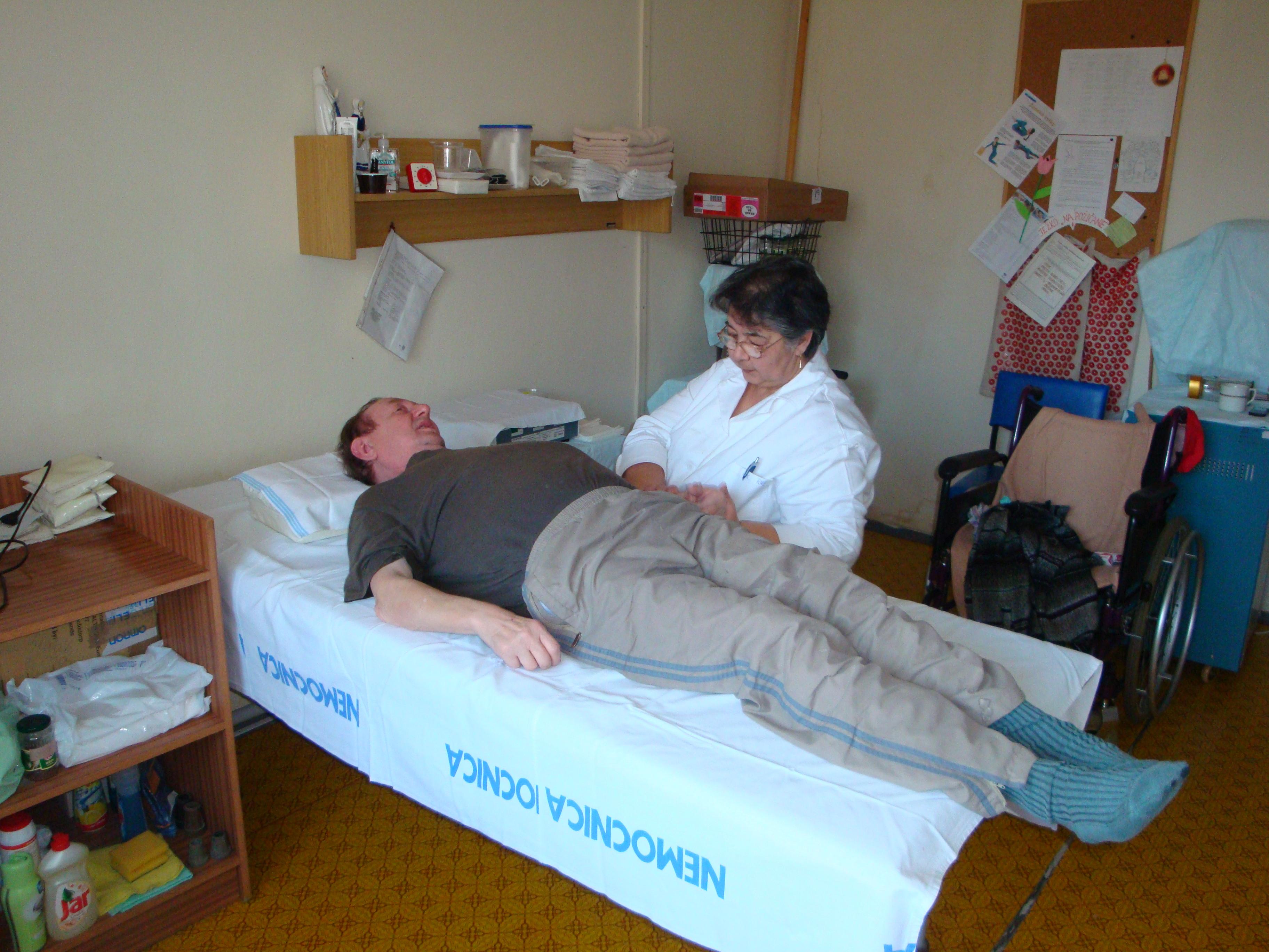 liečebná rehabilitácia 2012