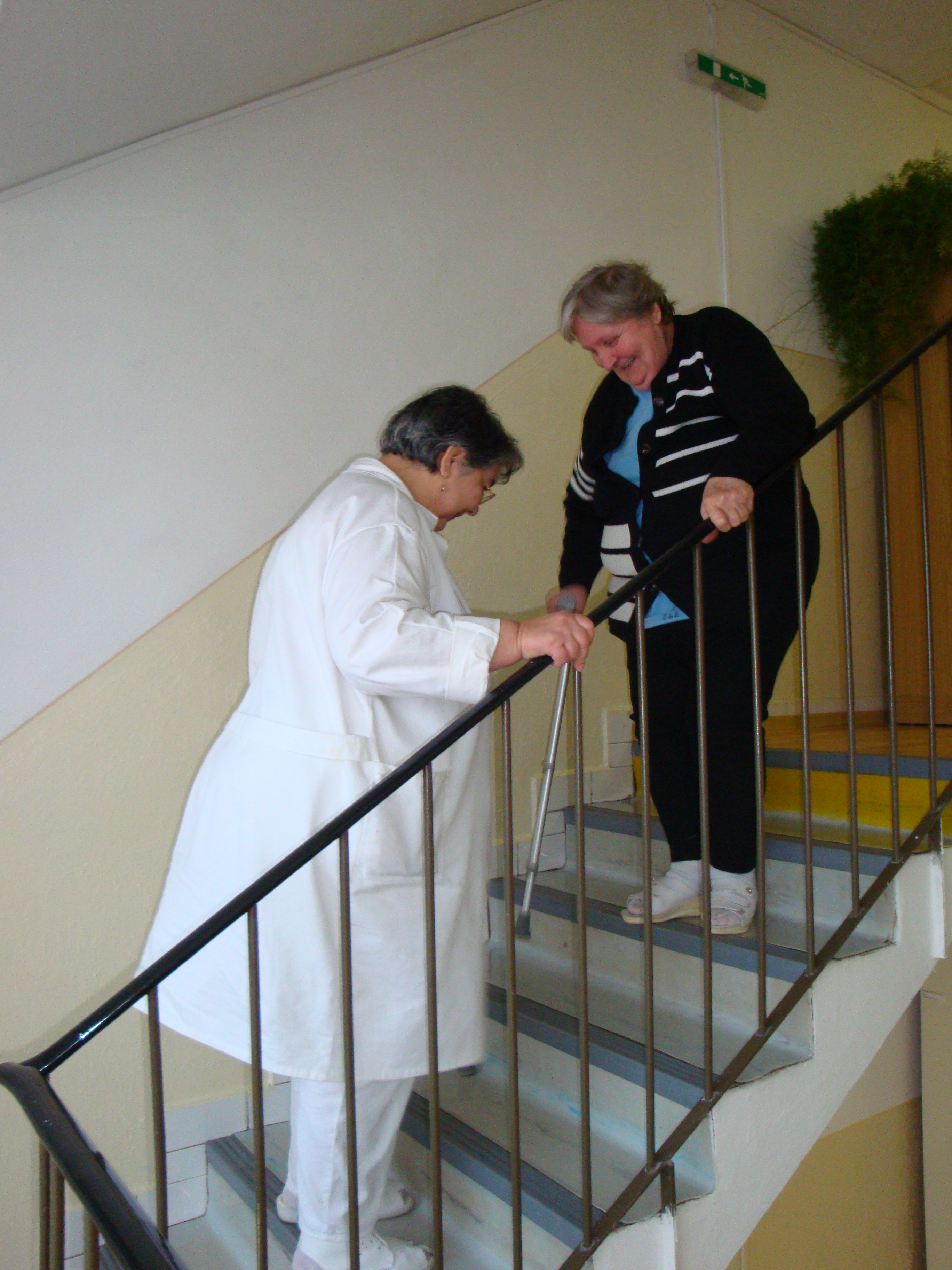 Práca s klientom v obytných jednotkách 2012
