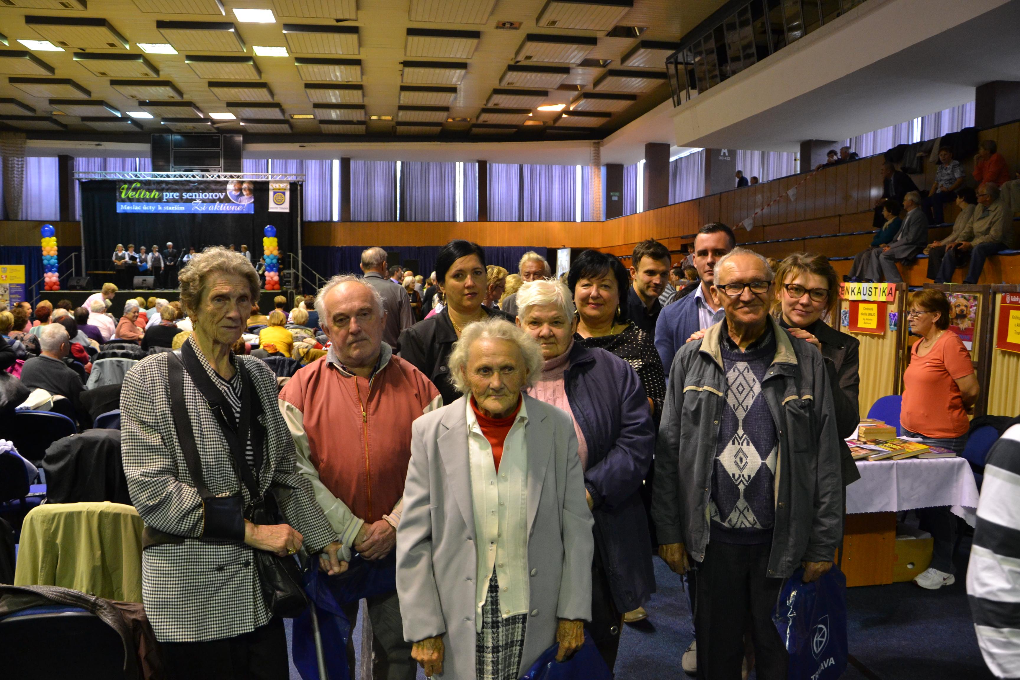 Veľtrh seniorov 2014
