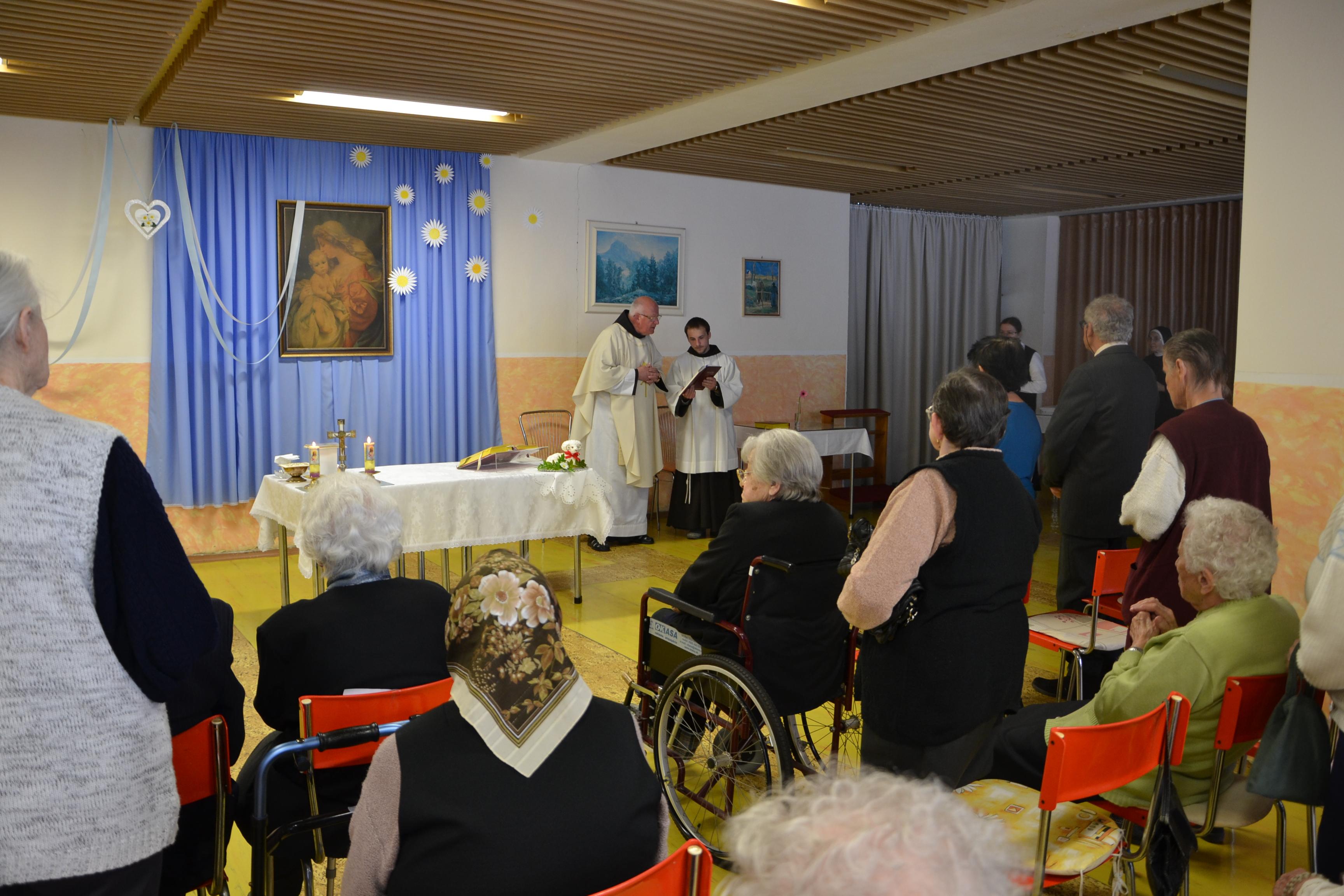 Slávnostná sv. omša 2014
