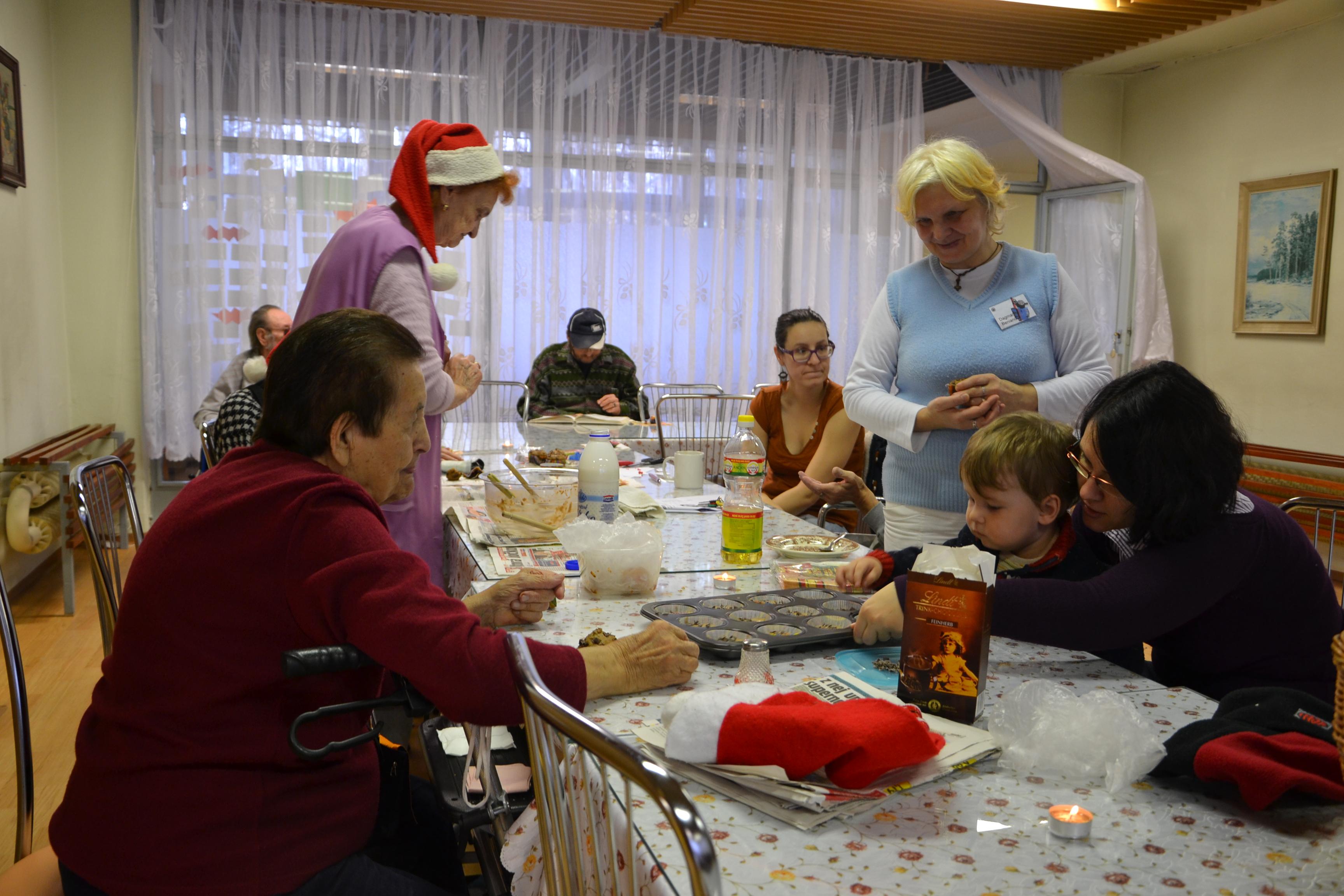 Vianočné pečenie 2013