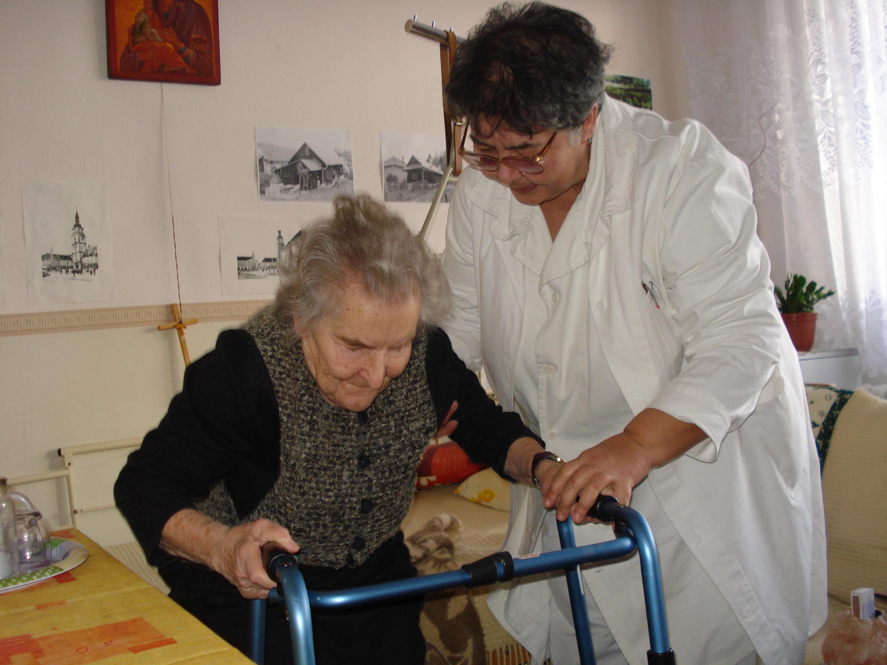 Práca s klientmi v obytných jednotkách 2010