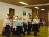 Folklórne vystúpenie súboru Modrančanka 2010