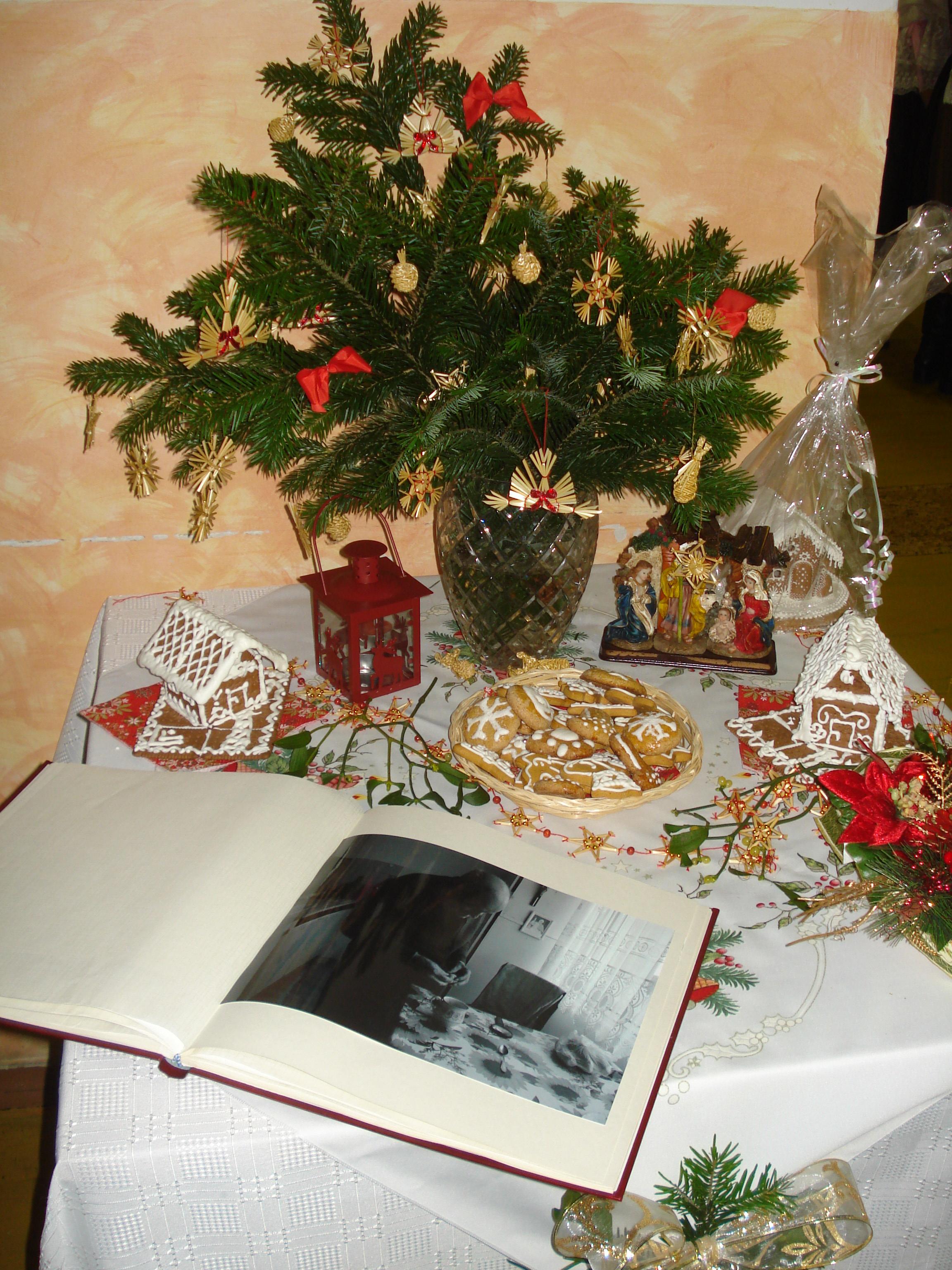 Vianočná dekorácia 2009
