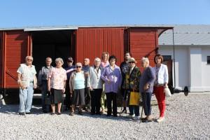 Výlet Múzeum holokaustu